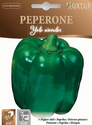 Peperone Yolo Wonder