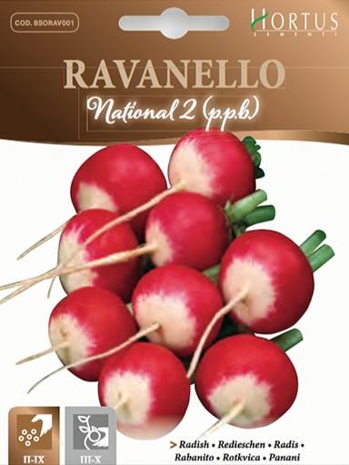 Ravanello National 2 (P.P.B.)