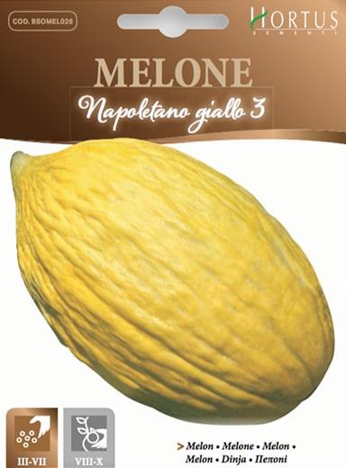 Semi di Melone giallo
