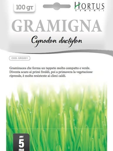Semi Gramigna